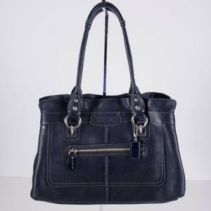 Coach Penelope Leather Satchel Purse bag Bag
